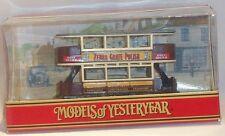 KKar Matchbox - Y-15D 1920 Preston Type Tram - Zebra