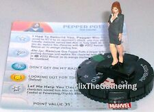 PEPPER POTTS #016 #16 The Invincible Iron Man Marvel Heroclix