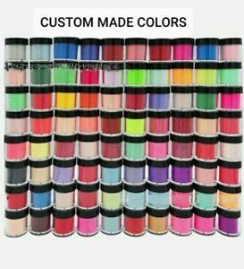 Acrylic powder/Nail Dipping 22 colors 10 grams each!