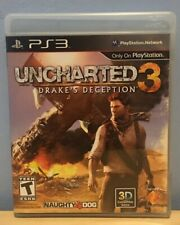 Uncharted 3: Drake's Deception PS3 COMPLETE