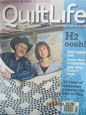 THE QUILT LIFE RICKY TIMMS AND ALEX ANDERSON JUNE 2011