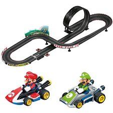PISTA Eléctrico MARIO KART 8 Vehículos de juguete LUIGI 1:43 OFICIAL Carrera GO