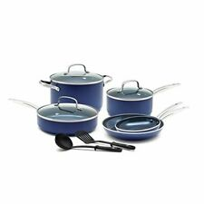 Blue Diamond Toxin Free Ceramic Nonstick Cookware  Assorted Sizes , Colors