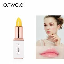 O.TWO.O Temperature Change Color Lip Balm Honey Lipstick Moisturizing Lip Care r