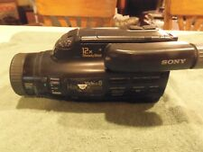 Sony Handycam CCD-FX630 8mm Video8 Camcorder Player For Parts