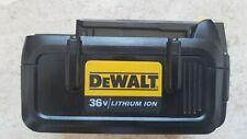 Dewalt 36V  DCB361  Lithium-Ion Battery  NEW