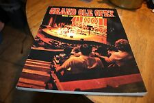 Paperback:  Grand Ole Opry