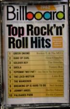 Billboard Top Rock & Roll Hits: 1962, Multi-Artist (Cassette, 1988, Rhino) NEW