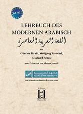 Lehrbuch des modernen Arabisch von Günther Krahl (2012, Taschenbuch)