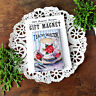 DecoWords Fridge Magnet TEA CUP COLLECTOR MAGNET Teacup English Country Cottage