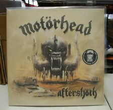 Motorhead Aftershock RSD Limited Edition to 4500/pcs. Vinly LP. Brand New.