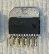 Lm3886t 68w Audio Power Amplifier Ic