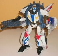 Transformers Prime Beast Hunters SMOKESCREEN Complete Deluxe