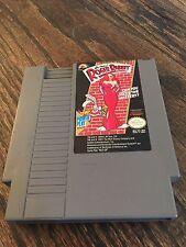 Who Framed Roger Rabbit Original Nintendo NES Cart NE3