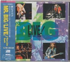MR.BIG CD LIVE ! ( JAPAN)
