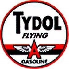 Tydol Flying A  Round Metal Sign 300mm x 300mm   (sf)