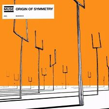 Muse Origin of Symmetry poster wall decoration photo print 24x24 inches