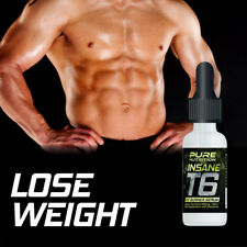 PURE NUTRITION T6 INSANE FAT BURNER SERUM – LOSE WEIGHT  NO STEROIDS CUT