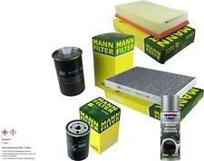 MANN-FILTER Paket + Presto Klima-Reiniger für Audi 100 4A C4 A6