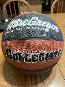MacGregor Collegiate Basketball Official Size And Weight Indoor Outdoor