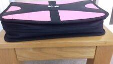 Pink CD/DVD Holder