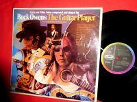 BUCK OWENS & THE BUCKAROS The guitar player LP 1968 NEW ZEALAND EX+
