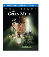 The Green Mile - Tom Hanks (Blu-ray Disc, 2-Disc Set) Diamond Luxe Edition) NEW!
