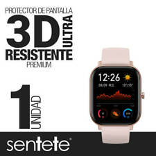 Sentete ® 1x xiaomi amazfit gts screen protector 3d ultra rugged premium
