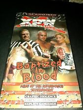 XPW Baptized in Blood VHS *SEALED* King of Deathmatch tournament Supreme ECW CZW