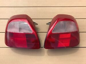 JDM 2000 Toyota MR2 Spyder MR-S MRS Taillights Tail Lights Lamps Set OEM
