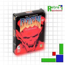 The Ultimate Doom [IBM PC] [Big Box]