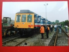 PHOTO  BR DMU NO 289 AT THORNEY HILL 11/6/88