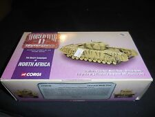 Corgi World War II Collection British Army Tank North Africa 2003
