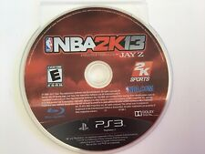 Nba 2K13 Basketball Game- Disc Only (tested) (Sony Playstation 3; Ps3)