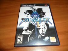 Soul Calibur II (Sony PlayStation 2, 2003)  Complete PS2