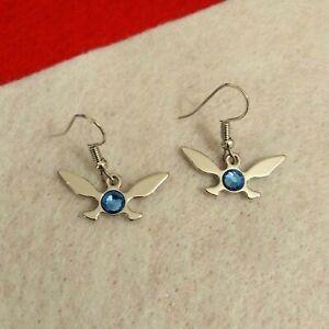 The Legend of Zelda Earrings Navi Fairy Drop Earrings | Legend of Zelda Jewelry