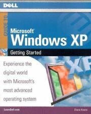 Dell MS Windows XP Koers, Diane Paperback Used - Like New