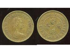 HONG KONG 50 cents 1979   ( bis )