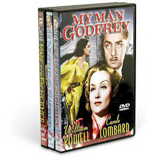 CAROLE LOMBARD COLLECTION: MY MAN GODFREY/NOTHING SACRED/MADE FOR EACH OTHER NEW
