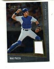 2020 Panini Select Mike Piazza Game-Used Jersey Card