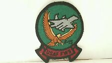 USAF F-15 Fighter Weapons School Patch Nellis AFB NV