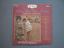"LP 12"" 33 rpm 19?? 101 STRINGS PLAY MILLION SELLER MOVIE THEMES - LATIN STYLE"