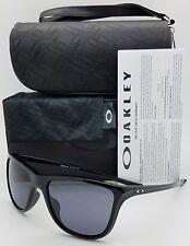 NEW Oakley Reverie sunglasses Polished Black Grey GENUINE 9362-01 Women NIB 9362