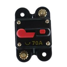 Automotive Manual Reset Circuit Breaker 70AMP Electric Wiring Power Switch