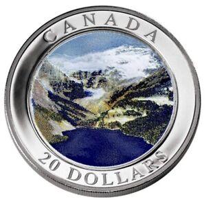 The Rockies - 2003 Canada $20 Fine Silver Coin