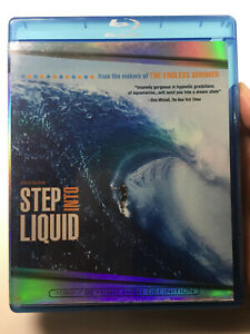 Step Into Liquid (Blu-ray Disc, 2008) Free 1st Class Shipping
