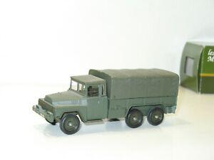 Solido Military Truck Acmat 6X6 Tarpaulin With Cabin Doorman Ref 116