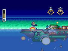Megaman X PAL SNES