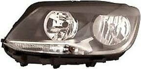 Volkswagen Touran Headlight Unit Passenger's Side Headlamp Unit 2010-2014