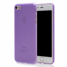 Purple Mobile Phone Fitted Case for Apple